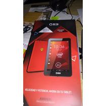 Tablet G53 Ferrari 8 Gb Negra