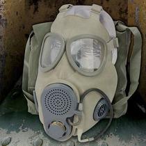 Mascara Antigas Militar Czech M10m Con Manguera Para Beber