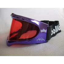 Lentes Goggles Bolle Mod Alien Moto Francia Vintage Muy Raro