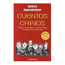 Libro Cuentos Chinos, Andres Oppenheimer