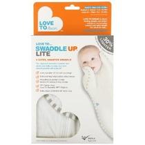 Amor Para Sueño Swaddle Up - Lite- Crema-pequeño 6.5 - 13 Li