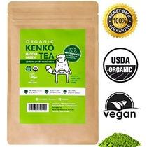 Kenko Matcha Té Verde En Polvo [usda Organic] Culinario Grad