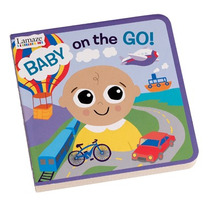 Libro Bebe Estimulación Libro Baby On The Go Lamaze