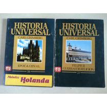 Lote De Dos Revistas Historia Universal Epoca Ojival Felipe