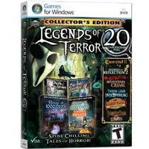 Master Mystery: Legends Of Terror - 20 Paquete