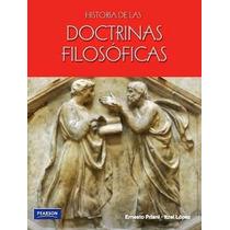 Historia De Las Doctrinas Filosóficas Pdf