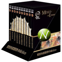 Enciclopedia Multimedia De México 10 Cd Roms