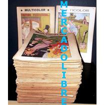 Semanario Multicolor 1911 Garcia Cabral Colecion 161 Numeros