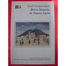 Breve Historia De Nuevo León - Israel Cavazos Garza