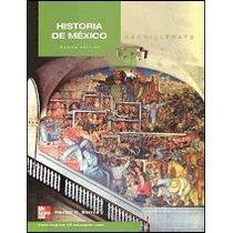 Historia De Mexico 4/ed Bachillerato - Barroy Sanchez,hector