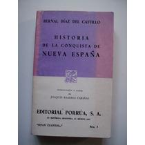 Historia De La Conquista De Nueva España - 1992