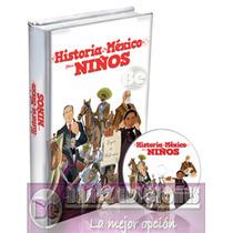 Historia De Mexico Para Los Niños1 Vol + Dvd Euromexico