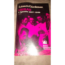 Lázaro Cárdenas Obras I Apuntes 1957 1966 Tomo Iii Libro