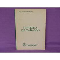 Diógenes López Reyes, Historia De Tabasco.