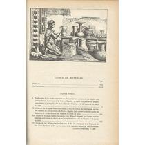 Documentos Históricos Mexicanos. Genaro García. 7 Tomos.