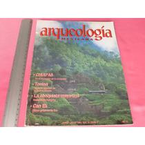 Arqueología Mexicana. Chiapas, México, Junio-julio 1994, Vol