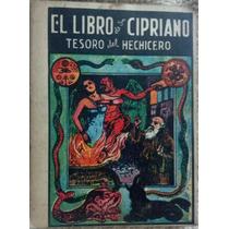 Libro De San Cipriano, Tesoro Del Hechicero, Español