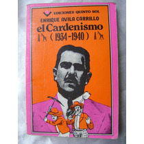 El Cardenismo (1934-1940), Enrique Avila Carrillo. $89