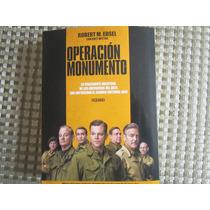 Operacion Monumento. Guerreros Del Arte. Novela De La Peli