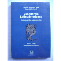 Vanguardia Latinoamericana. Tomo 2. Caribe, Antillas Mayores