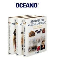 Historia Del Mundo Moderno 3 Vols Oceano