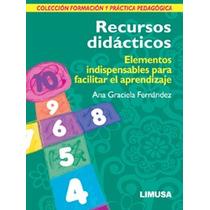 Recursos Didácticos - Ana Graciela Fernández - Envío Gratis