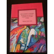 Educación Y Cultura Revista Maestros Españoles Exilio 1940