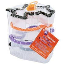 Wilton 4 Piezas Grippy De Halloween Cookie Cutter Set