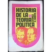Historia De La Teoria Politica George H Sabine Idea Política