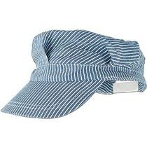 Maquinista Sombrero (azul) Accesorio Party (1 Cargo)