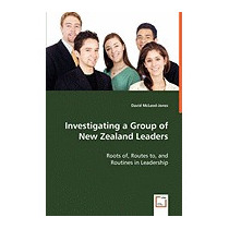 Investigating A Group Of New Zealand, David Mcleod-jones
