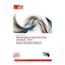 Birmingham Stechford By-election, 1977, Gerd Numitor