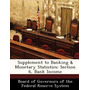 Supplement To Banking & Monetary Statistics: Section 6,