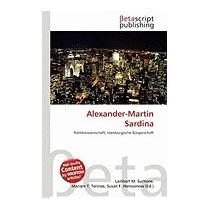 Alexander-martin Sardina, Lambert M Surhone