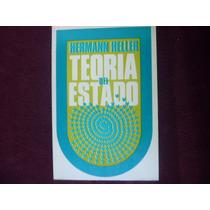 Hermann Heller, Teoría Del Estado, Fondo De Cultura Económic