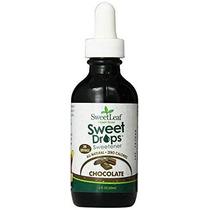 Dulces Gotas De Líquido De Stevia Chocolate 2 Onza