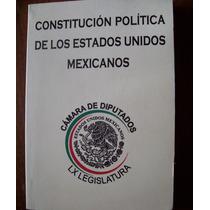 Constitución Política De Los Estados Unidos Mexicanos-vbf