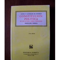 Constitución Política De México-edi-porrúa-vbf