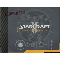 2 Libros Starcraft Field Manual Y Starcraft 2 Heart Of Swarm