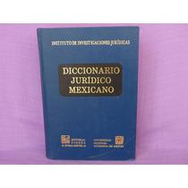 Diccionario Jurídico Mexicano. P-z, Porrúa, México, 2000.