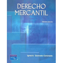 Derecho Mercantil Pdf