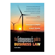 Entrepreneurs Guide To Business Law, Constance E Bagley