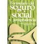 Formulario Del Seguro Social Y Jurisprudencia - Sanchez / Tr