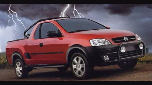 Desarmo Chevrolet Tornado 2005