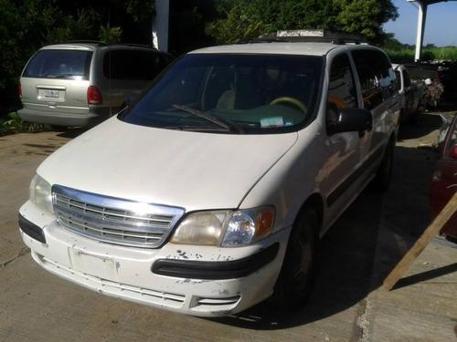 Deshueso Chevrolet Venture 2002 Piezas Impecables!!!