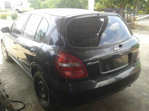 Deshueso Nissan Almera 02 Piezas Impecables!!!