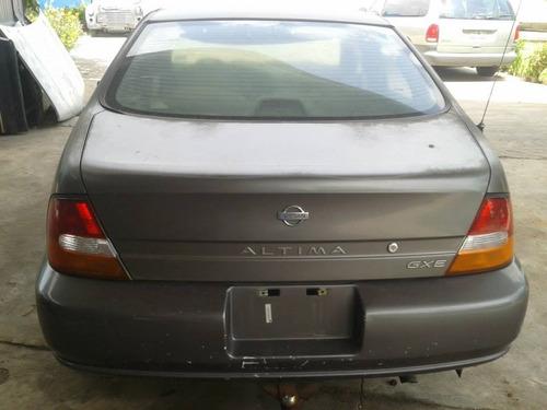 Deshueso Nissan Altima 98-01 Piezas Impecables!!
