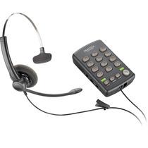 Telefono Alambrico Plantronics Con Diadema T110