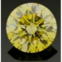 Brillant Natural Amarillo Claro Calidad Vvs2 Excelent 1.30mm