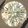 10 Diamantes Naturales De 3 Puntos 0.03 Cts Corte Redondo